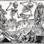 Danse macabre by Michael Wolgemut źródło: wikipedia